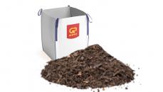 1m³ compost in Bigbag