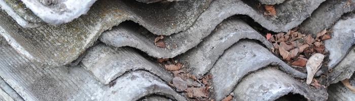 Veilig asbest afvoeren