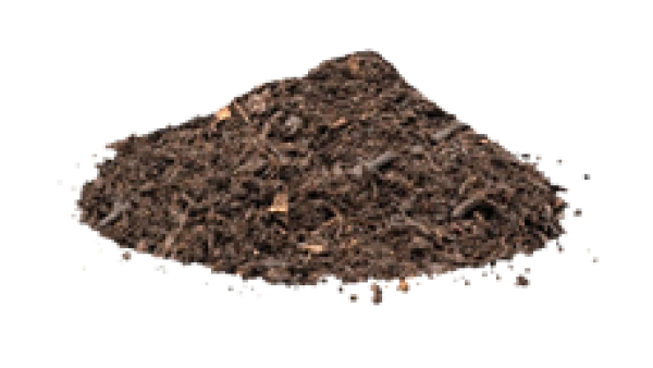 4m³ compost