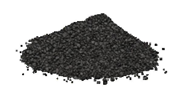 1m³ asfaltgranulaat