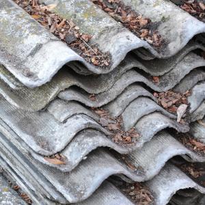 Asbest(gelijkend) materiaal verwijderen